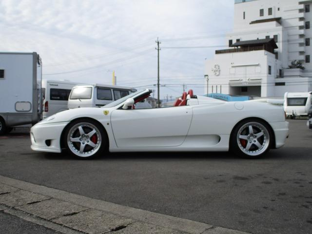 「フェラーリ」「フェラーリ 360」「オープンカー」「岐阜県」の中古車3