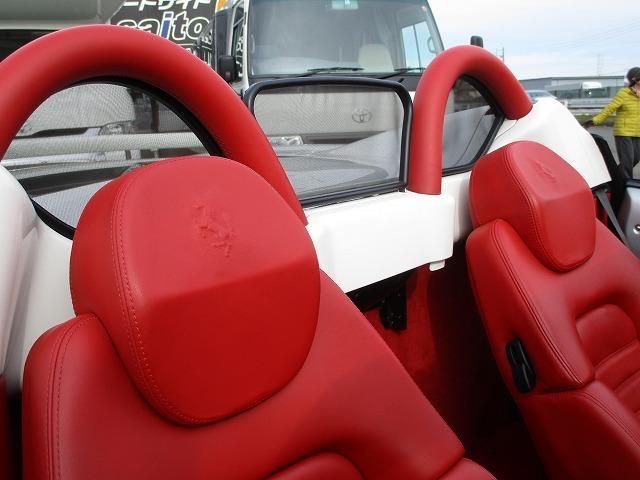 「フェラーリ」「フェラーリ 360」「オープンカー」「岐阜県」の中古車9