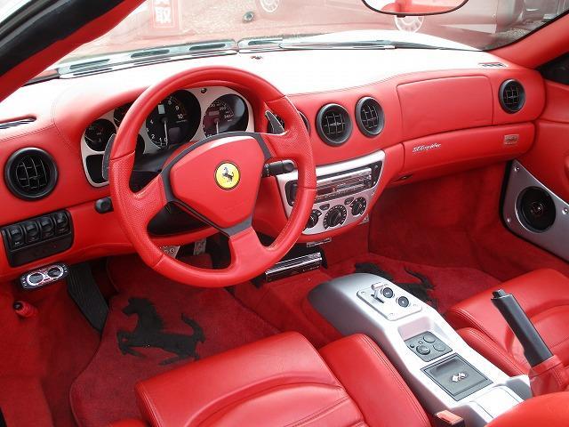 「フェラーリ」「フェラーリ 360」「オープンカー」「岐阜県」の中古車11