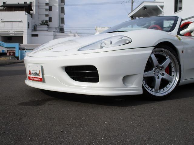 「フェラーリ」「フェラーリ 360」「オープンカー」「岐阜県」の中古車22