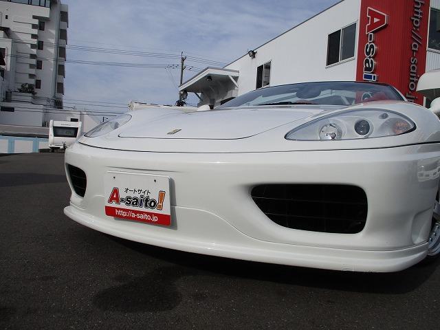 「フェラーリ」「フェラーリ 360」「オープンカー」「岐阜県」の中古車23