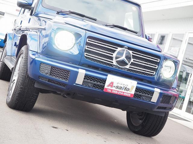 「メルセデスベンツ」「Gクラス」「SUV・クロカン」「岐阜県」の中古車16
