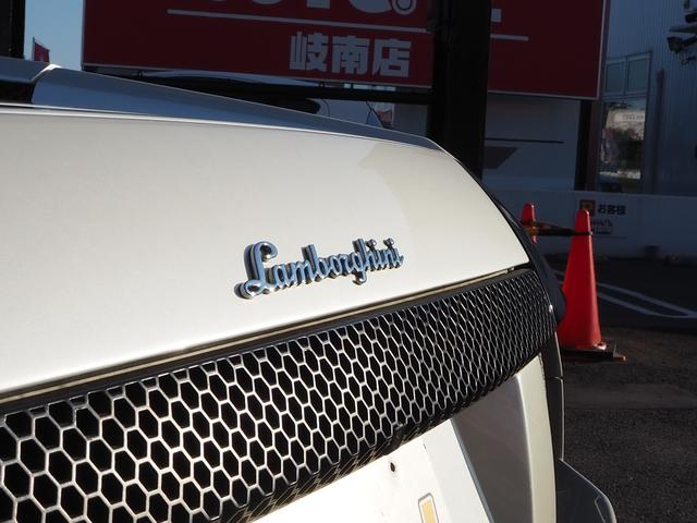 「ランボルギーニ」「ムルシエラゴロードスター」「オープンカー」「岐阜県」の中古車8