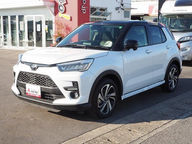 「トヨタ」「ライズ」「SUV・クロカン」「岐阜県」の中古車13
