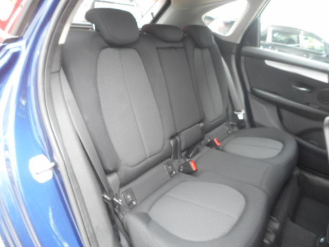 BMW BMW 218iアクティブツアラー プラスパッケージ 純正HDDナビ