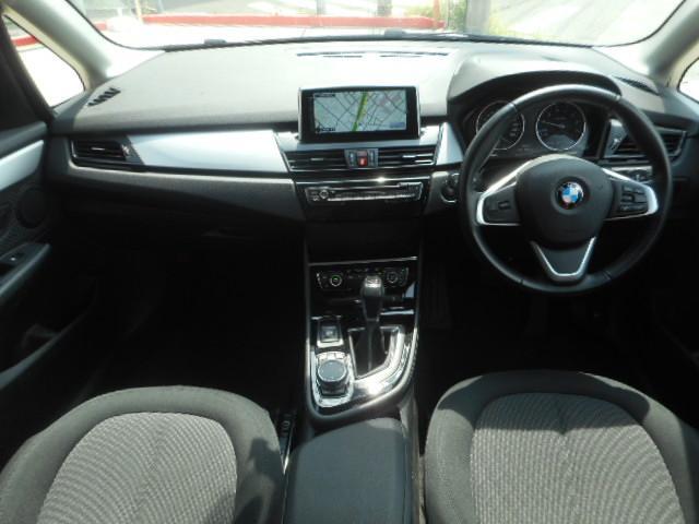 BMW BMW 218iアクティブツアラー プラスP セーフティ機能 ETC