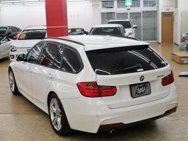 BMW BMW 320iツーリング Mスポーツ 純正ナビ フルセグ Bカメラ
