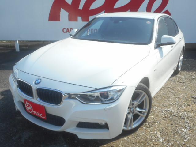 BMW BMW 320i Mスポーツ HDDナビ バックカメラ