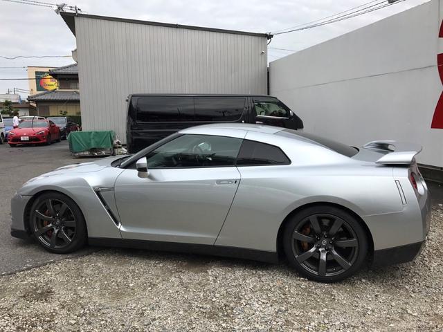 日産 GT-R ブラックエディション ユーザー買取車 HDDナビ