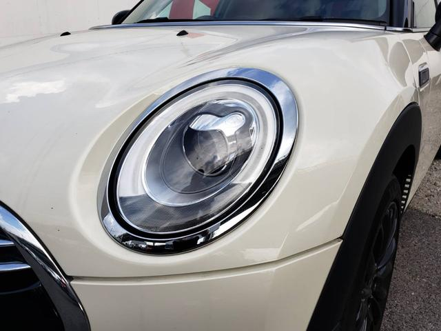 クーパーD クラブマン 衝突軽減ブレーキ 純正ナビ ETC スマートキー プッシュスタート LEDヘッドライト(9枚目)