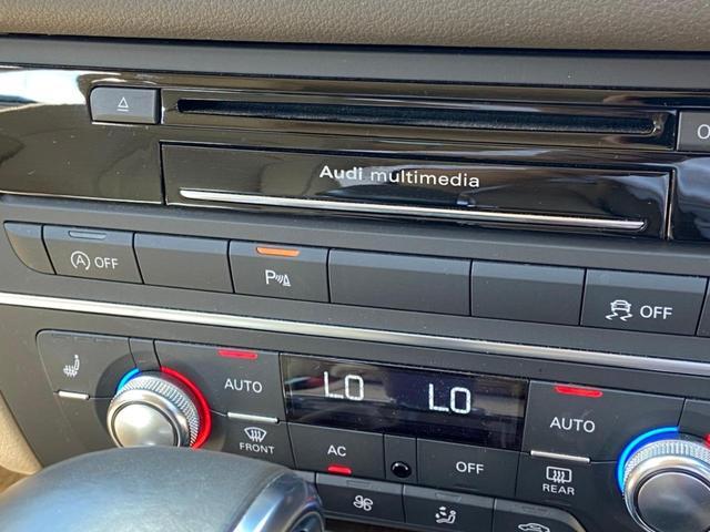 2.8FSIクワトロ ベージュ革シート シートヒーター パワーシート 純正HDDナビ フルセグ バックカメラ コーナーセンサー 4WD クルーズコントロール(26枚目)
