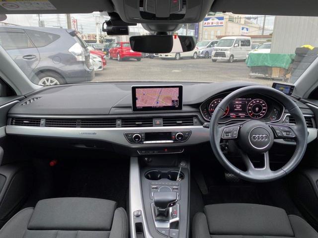 2.0TFSIクワトロ 衝突安全システム レーンキープ 4WD バーチャルコックピット マトリクスLEDヘッドライト フルセグTV ドライブレコーダー Bluetooth接続 純正HDDナビ パワーシート インテリキー(16枚目)