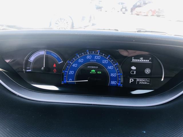 カスタムハイブリッドSV ナビパッケージ 両側パワースライドドア 純正メモリーナビ シートヒーター ユーザー買取車 クルーズコントロール 全方位カメラ プッシュスタート スマートキー 衝突軽減ブレーキ LEDヘッド(30枚目)