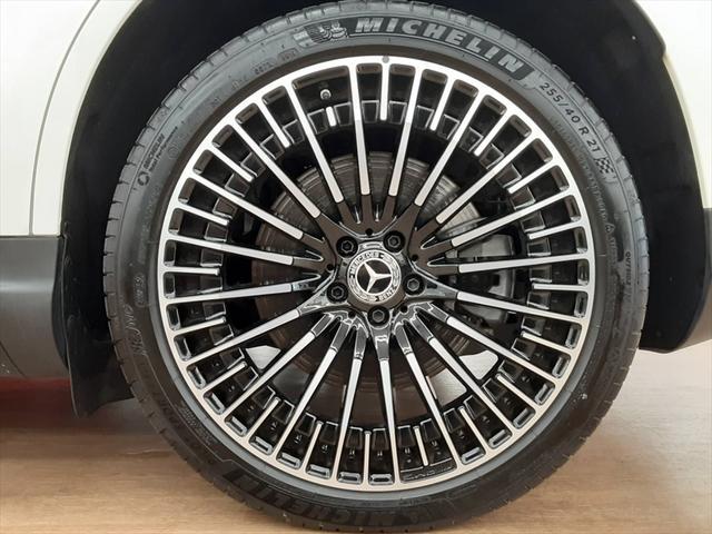 EQC400 4マチック AMGライン ユーザー買取車 4WD サンルーフ 本革黒シート シートエアコン HUD レーンアシスト 衝突防止装置 レーダークルーズ シートヒーター パワーシート 純正21インチアルミホイール 充電ケーブル有(16枚目)