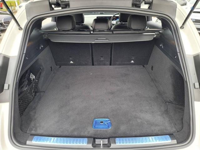 EQC400 4マチック AMGライン ユーザー買取車 4WD サンルーフ 本革黒シート シートエアコン HUD レーンアシスト 衝突防止装置 レーダークルーズ シートヒーター パワーシート 純正21インチアルミホイール 充電ケーブル有(22枚目)