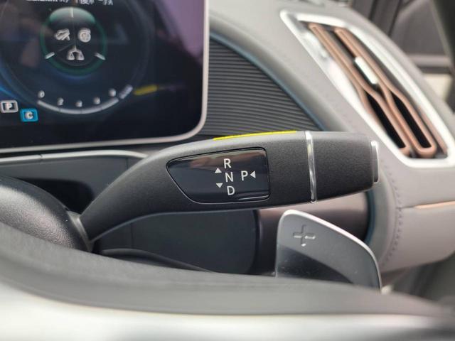 EQC400 4マチック AMGライン ユーザー買取車 4WD サンルーフ 本革黒シート シートエアコン HUD レーンアシスト 衝突防止装置 レーダークルーズ シートヒーター パワーシート 純正21インチアルミホイール 充電ケーブル有(25枚目)