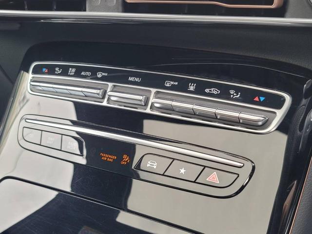 EQC400 4マチック AMGライン ユーザー買取車 4WD サンルーフ 本革黒シート シートエアコン HUD レーンアシスト 衝突防止装置 レーダークルーズ シートヒーター パワーシート 純正21インチアルミホイール 充電ケーブル有(30枚目)