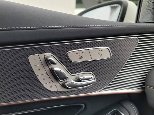 EQC400 4マチック AMGライン ユーザー買取車 4WD サンルーフ 本革黒シート シートエアコン HUD レーンアシスト 衝突防止装置 レーダークルーズ シートヒーター パワーシート 純正21インチアルミホイール 充電ケーブル有(36枚目)