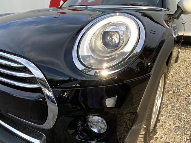 クーパーD 本革黒シート 純正HDDナビ バックカメラ シートヒーター プッシュスタート スマートキー ETC LEDヘッドライト フォグランプ アイドリングストップ Bluetooth(12枚目)