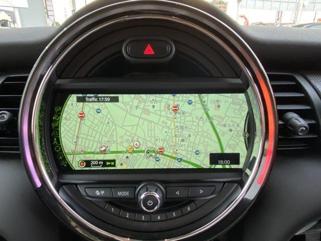 クーパーD 本革黒シート 純正HDDナビ バックカメラ シートヒーター プッシュスタート スマートキー ETC LEDヘッドライト フォグランプ アイドリングストップ Bluetooth(26枚目)