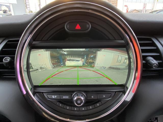 クーパーD 本革黒シート 純正HDDナビ バックカメラ シートヒーター プッシュスタート スマートキー ETC LEDヘッドライト フォグランプ アイドリングストップ Bluetooth(27枚目)