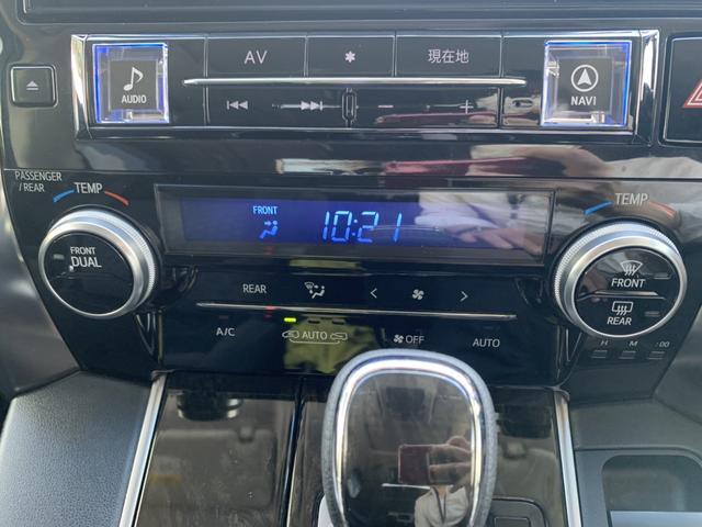 2.5Z Aエディション ユーザー買取車 10インチメモリーナビ フリップダウンモニター サンルーフ バックカメラ コーナーセンサー 両側パワースライドドア クルーズコントロール Bluetooth LEDヘッドライト(32枚目)