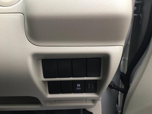 スズキ ワゴンR FA スモークガラス 電動格納ドアミラー