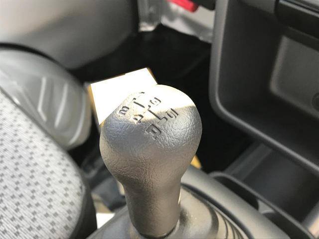 KC エアコン 5MT 軽トラック 保証付 パワステ(10枚目)
