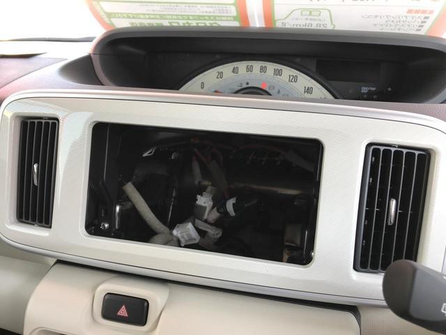 ダイハツ ムーヴキャンバス L ナビアップグレードパック 軽自動車 インパネAT 保証付