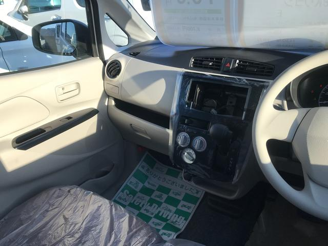 E 軽自動車 ホワイトソリッド CVT 保証付 AC(14枚目)