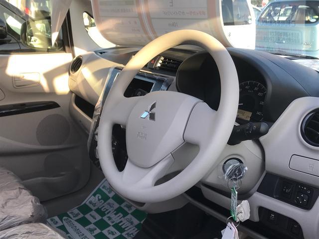 E 軽自動車 届出済未使用車 CVT キーレスエントリー(5枚目)