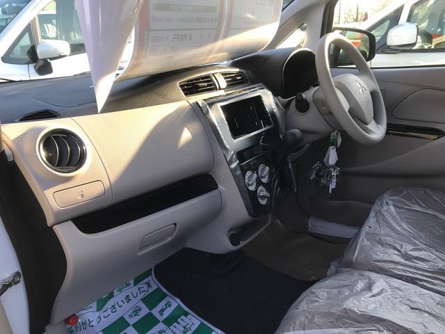 E 軽自動車 届出済未使用車 CVT キーレスエントリー(12枚目)