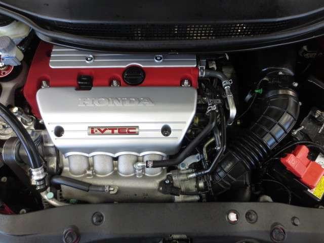 ホンダ シビック タイプR ユーロ 最終後期型 フルノーマル オーディオレス