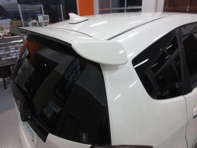 ホンダ フィット RS 6速MT 無限仕様 純HDDナビ
