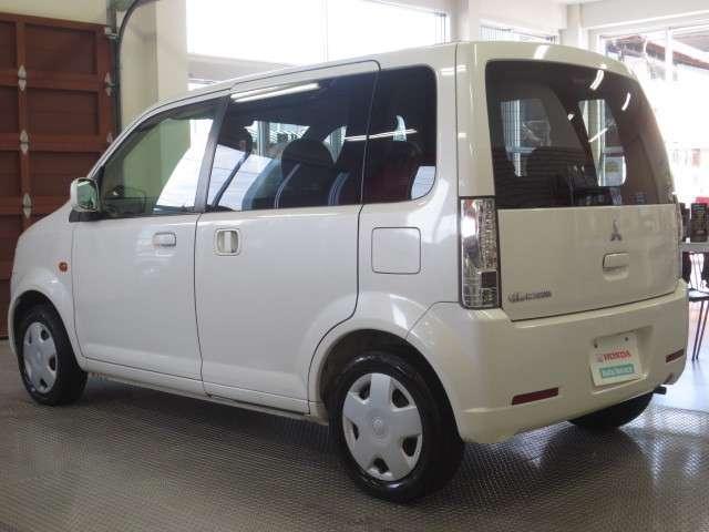 三菱 eKワゴン MS ワンオーナー パワースライドドア