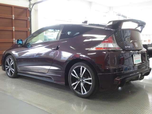 「ホンダ」「CR-Z」「クーペ」「愛知県」の中古車5