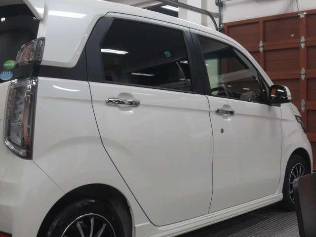 「ホンダ」「N-WGNカスタム」「コンパクトカー」「愛知県」の中古車4