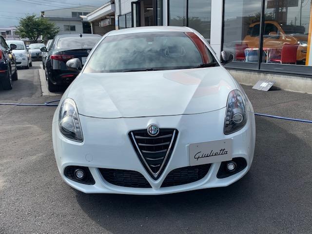 Giulietta QV入庫しました!!
