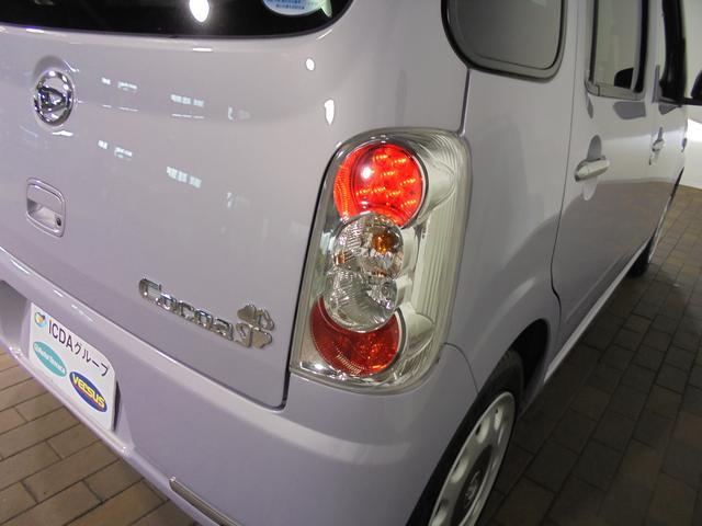 ダイハツ ミラココア ココアプラスX 純正CD AUX LED インテリキー