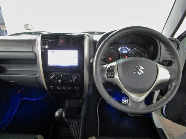 ランドベンチャー 4WD 5MT 社外ナビ ワンセグTV ワンオーナー シートヒーター コンビシート 純正16インチアルミ キーレスエントリー ターボ車 電動格納ミラー DVD再生 純正マット ドアバイザー(9枚目)