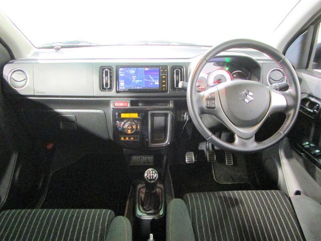ベースグレード 純正ナビ フルセグTV ワンオーナー インテリキー HIDオートライト 純正15インチアルミ ETC車載器 DVD再生 5MT(10枚目)