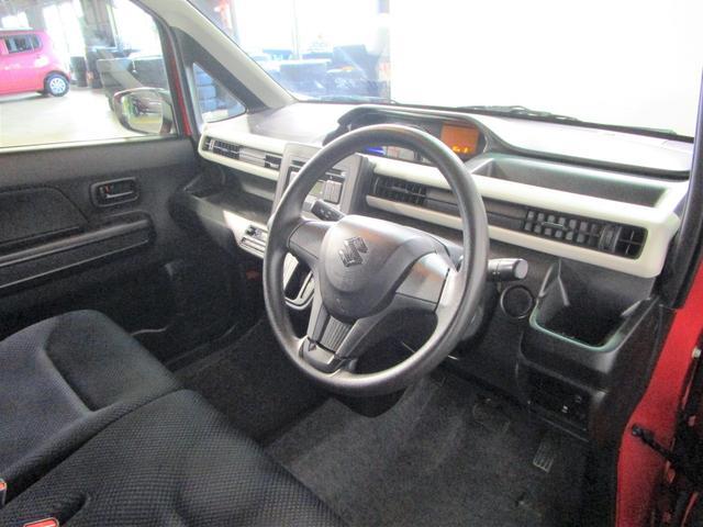 ハイブリッドFX 純正CDオーディオ 運転席シートヒーター キーレスエントリー アイドリングストップ 電動格納ミラー(8枚目)