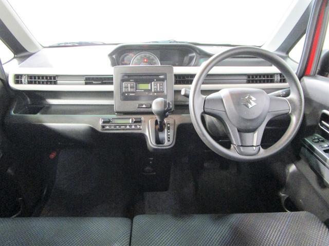 ハイブリッドFX 純正CDオーディオ 運転席シートヒーター キーレスエントリー アイドリングストップ 電動格納ミラー(9枚目)