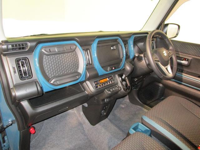 ハイブリッドXターボ 4WD 全方位モニター用カメラパッケージ デュアルカメラブレーキサポート ワンオーナー インテリキー LEDオートライト 前席シートヒーター レーダークルーズコントロール 純正15インチアルミ(10枚目)