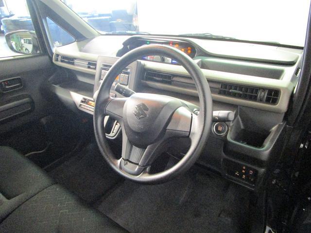ハイブリッドFX デュアルセンサーブレーキサポート インテリキー オートライト 運転席シートヒーター 純正CDオーディオ アイドリングストップ 電動格納ミラー 衝突軽減ブレーキ(8枚目)