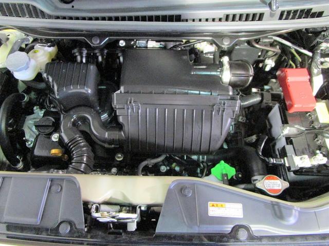 ハイブリッドFX デュアルセンサーブレーキサポート インテリキー オートライト 運転席シートヒーター 純正CDオーディオ アイドリングストップ 電動格納ミラー 衝突軽減ブレーキ(20枚目)