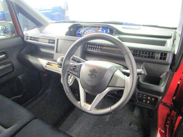 ハイブリッドFZ デュアルセンサーブレーキサポート インテリキー LEDオートライト 運転席シートヒーター ヘッドアップディスプレイ 純正14インチアルミ アイドリングストップ 電動格納ミラー(9枚目)