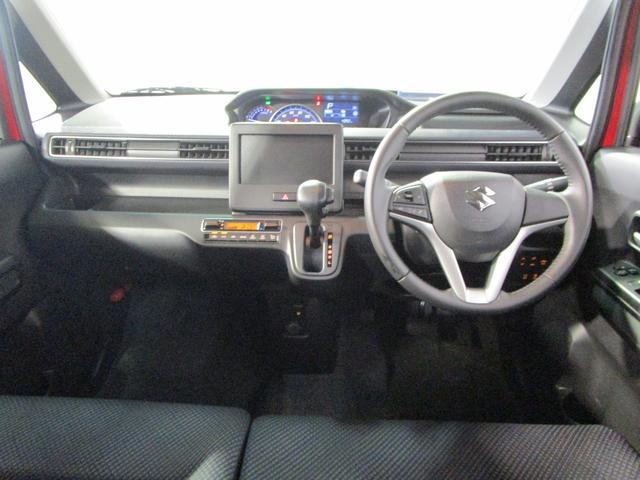 ハイブリッドFZ デュアルセンサーブレーキサポート インテリキー LEDオートライト 運転席シートヒーター ヘッドアップディスプレイ 純正14インチアルミ アイドリングストップ 電動格納ミラー(10枚目)