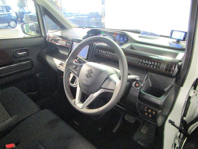ハイブリッドX 純正ナビ ワンセグTV デュアルセンサーブレーキサポート ワンオーナー LEDオートライト インテリキー ドライブレコーダー 運転席シートヒーター 純正14インチアルミ アイドリングストップ(9枚目)