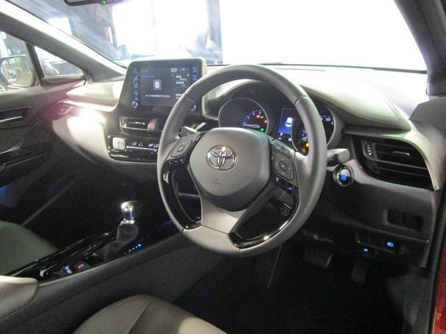 G-T 登録済未使用車 セーフティセンス 純正ディスプレイオーディオ ブルートゥース接続 スマートキー LEDオートライト レーダークルーズコントロール ブラインドスポットモニター コンビシート ターボ車(9枚目)